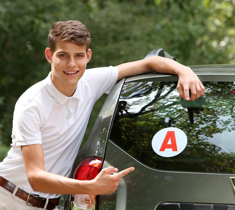Auto jeune conducteur